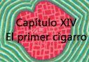 el primer cigarro